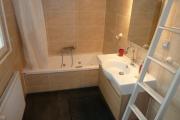 Gite Armonui Honfleur chambre-Perle-salle-de-bains