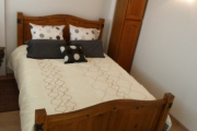 Gite Armonui - Appartement-vanille-chambre